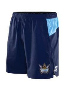 Gold Coast Titans 2020 NRL Mens Gym Training Shorts