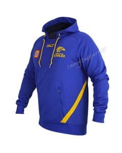 West Coast Eagles 2019 AFL Mens Squad Hoody