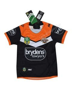Wests Tigers 2018 Kids Home Jersey
