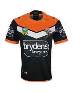 Wests Tigers 2018 Mens Home Jersey