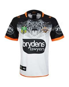 Wests Tigers 2018 Mens Away Jersey