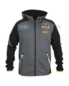 Wests Tigers 2019 NRL Mens Tech Pro Hoody