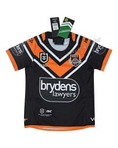 Wests Tigers 2019 NRL Kids Home Jersey