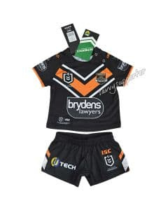 Wests Tigers 2019 NRL Toddler Home Jersey