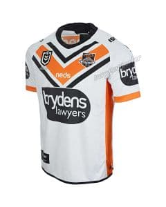 Wests Tigers 2019 NRL Away Jersey
