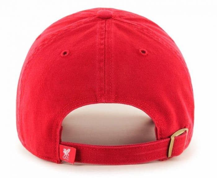 06ec59459e2 EPL Liverpool FC Red  47 Clean Up Cap