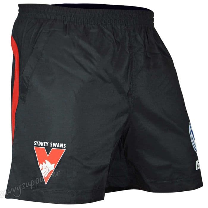 61b2961375 Sydney Swans 2019 ISC AFL Mens Training Shorts