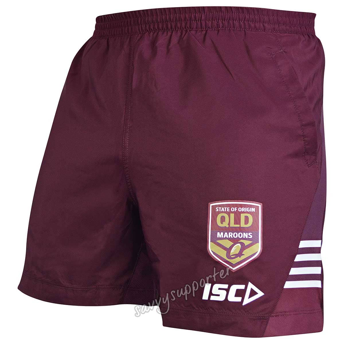 Details about QLD Maroons 2019 Mens State of Origin Training Shorts S-5XL  BNWT 87c6e7175